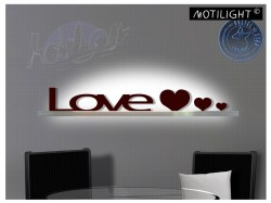 Motilight Love - LED Lichtleiste