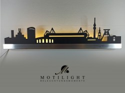 Motilight Skyline Dortmund - LED Lichtleiste